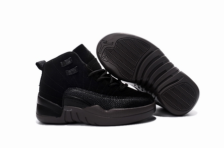 kid air jordan 12 retro 130690-007