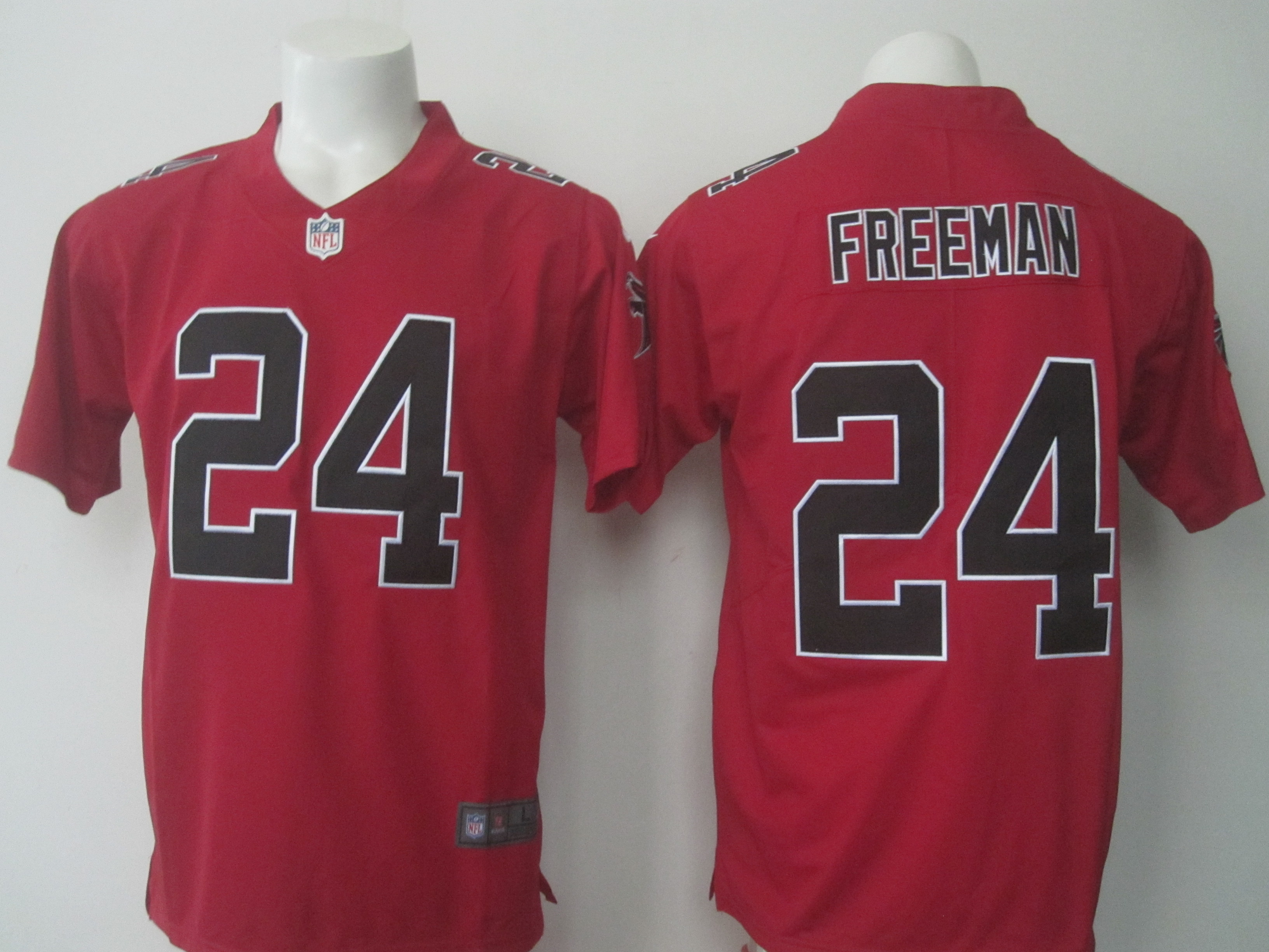 a2d20675d ... color stitched nfl 03e99 where can i buy mens nike falcons 24 devonta  freeman red limited rush stitched nfl jersey ...