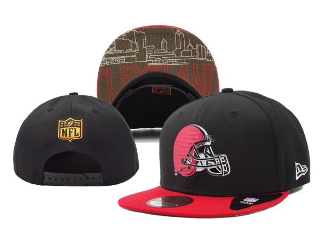 NFL Cleveland Browns Stitched Snapback Hats 010