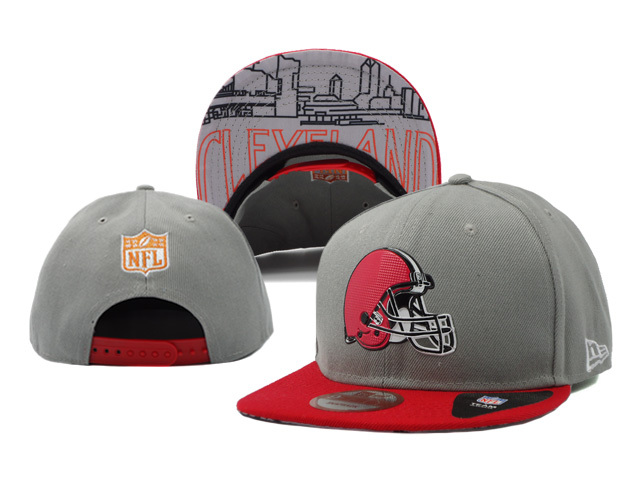 NFL Cleveland Browns Stitched Snapback Hats 011