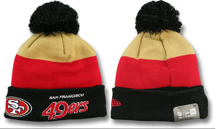 NFL San Francisco 49ers Stitched Knit hats 013