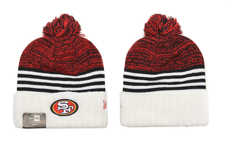 NFL San Francisco 49ers Stitched Knit hats 014