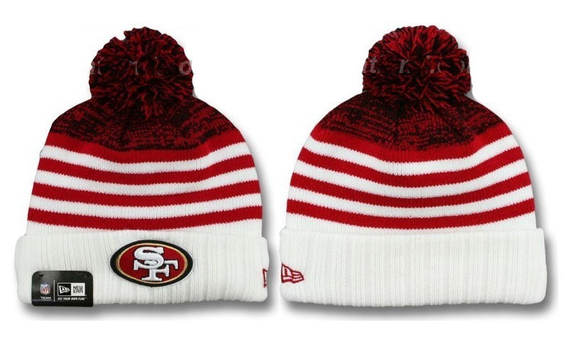 NFL San Francisco 49ers Stitched Knit hats 015