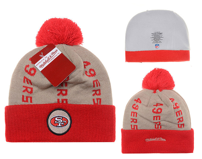NFL San Francisco 49ers Stitched Knit hats 017