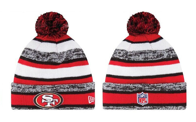 NFL San Francisco 49ers Stitched Knit hats 021