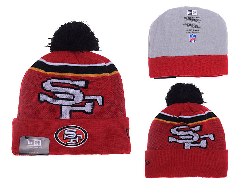 NFL San Francisco 49ers Stitched Knit hats 022