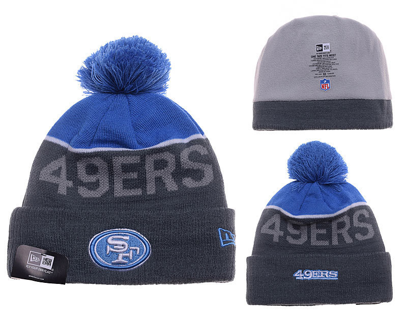 NFL San Francisco 49ers Stitched Knit hats 023