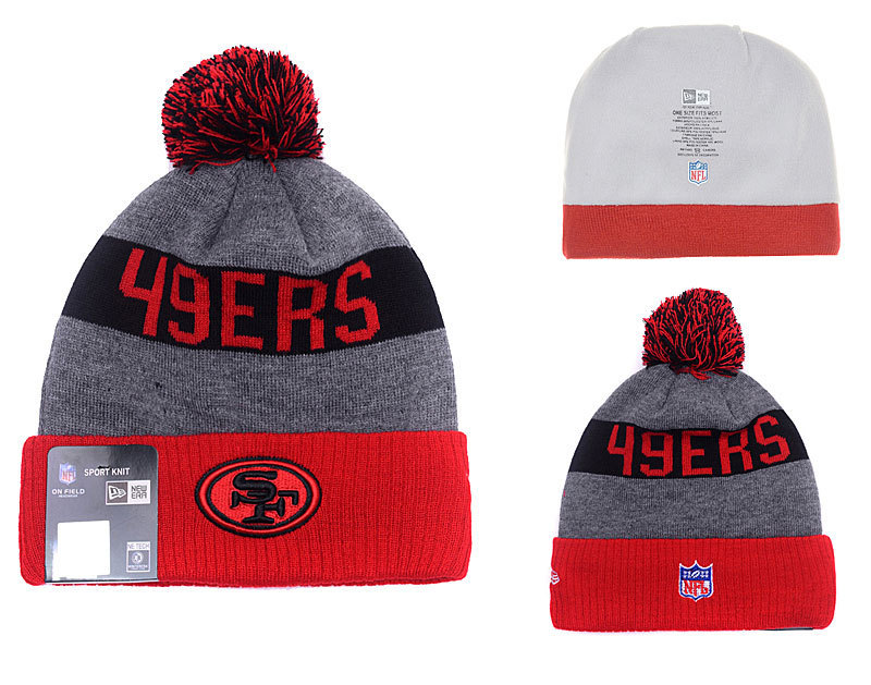 NFL San Francisco 49ers Stitched Knit hats 024