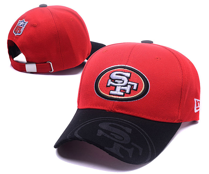 NFL San Francisco 49ers Stitched hats 005