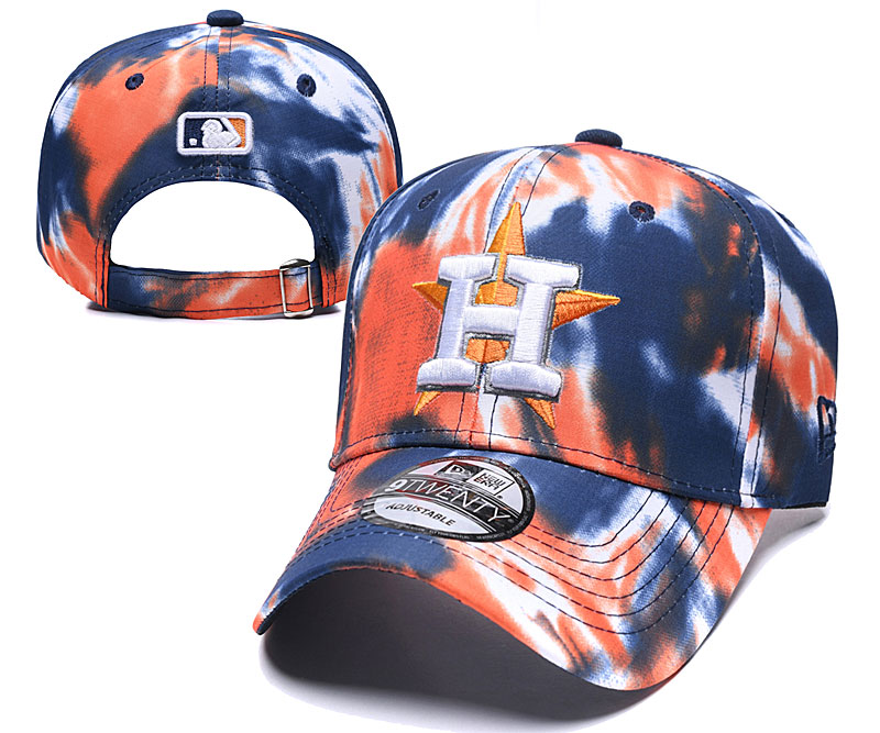 MLB Houston Astros Hats 2019 New Style