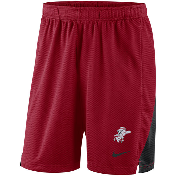 Men's Cincinnati Reds Red Franchise Performance Shorts