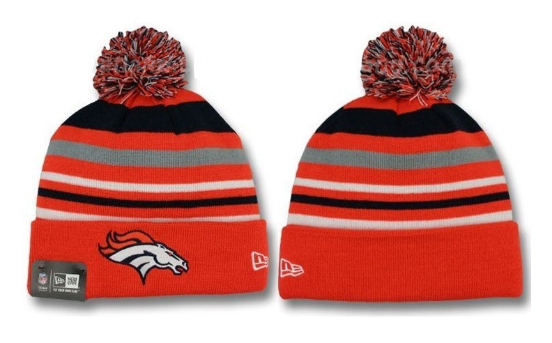 NFL Denver Broncos Stitched Knit Hats 024