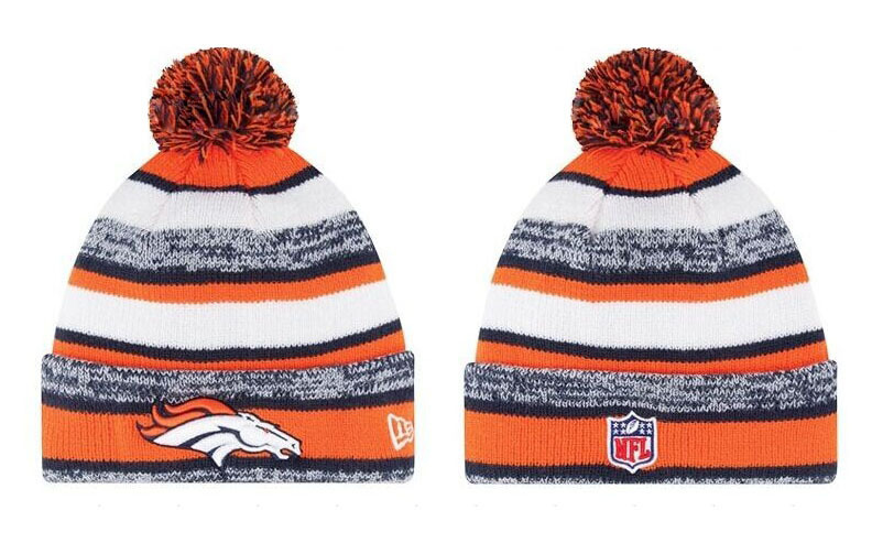 NFL Denver Broncos Stitched Knit Hats 029