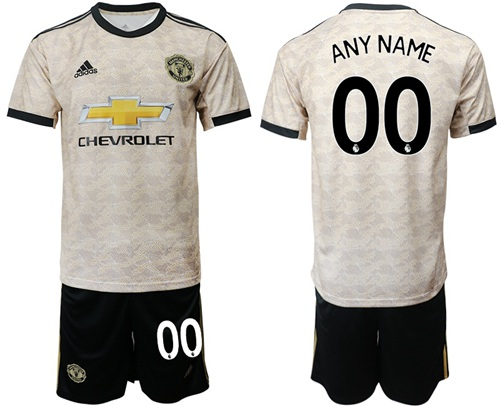 Manchester United Personalized Third Soccer Club Jersey