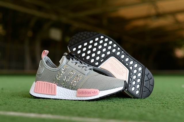 KID NMD R1 shoes-005
