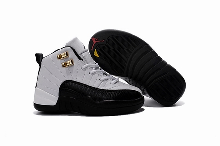 kid air jordan 12 retro 130690-003