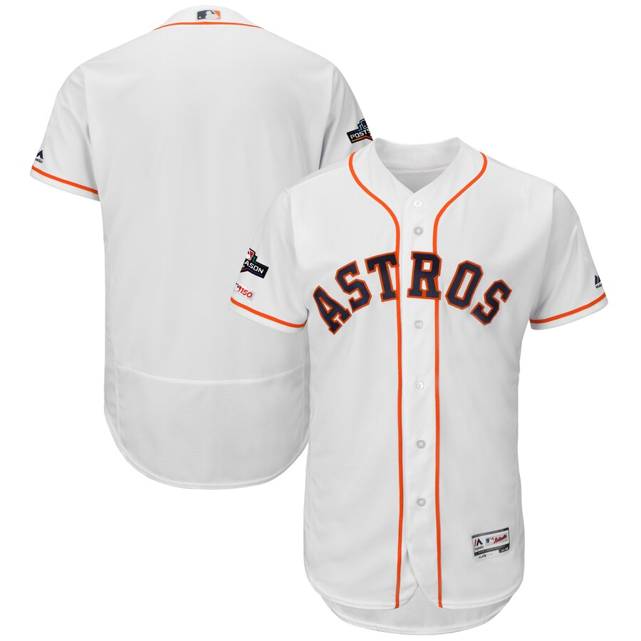 Houston Astros Majestic 2019 Postseason Authentic Flex Base Play