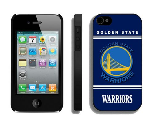 NBA Golden State Warriors IPhone 4/4S Case-002