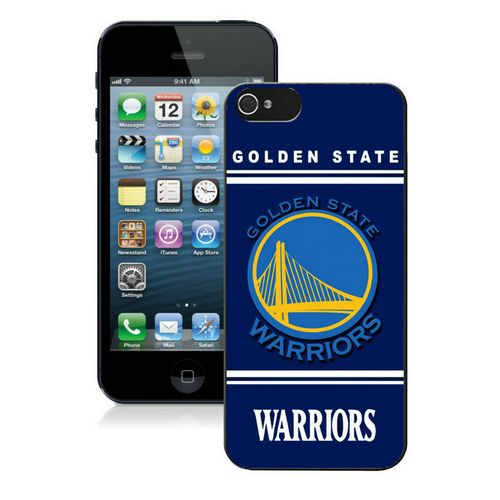 NBA Golden State Warriors IPhone 5/5S Case-002