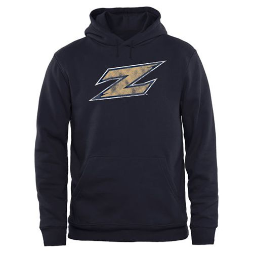 Akron Zips Big & Tall Classic Primary Pullover Hoodie Navy