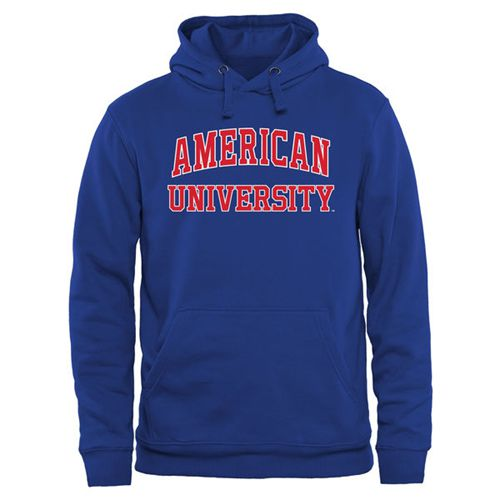 American Eagles Everyday Pullover Hoodie Royal