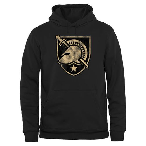 Army Black Knights Big & Tall Classic Primary Pullover Hoodie Black