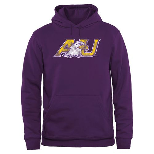 Ashland Eagles Big & Tall Classic Primary Pullover Hoodie Purple