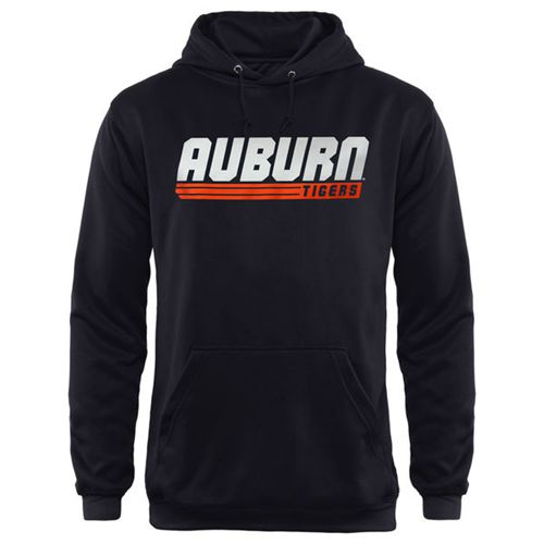 Auburn Tigers Billboard Hoodie Navy Blue
