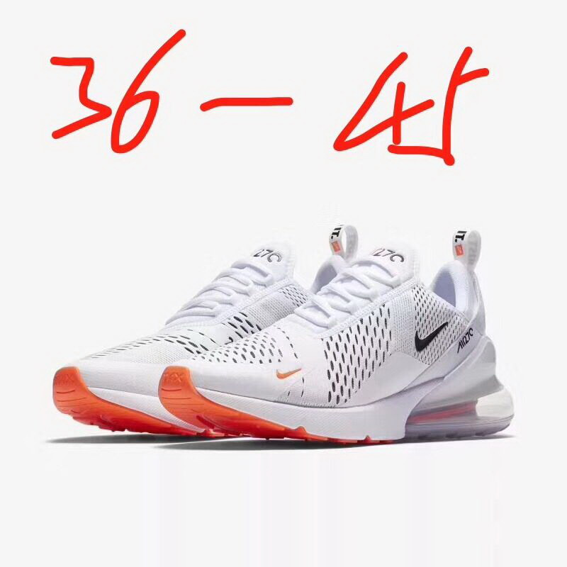 men air max 270 shoes size US7(40)-US11(45)-091