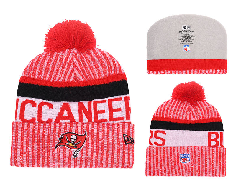 NFL Tampa Bay Buccaneers Stitched Knit Hats 001