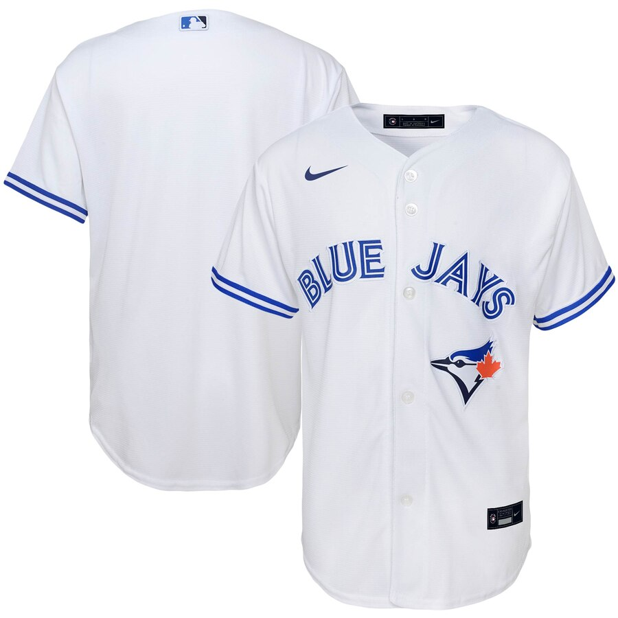 Toronto Blue Jays Nike Youth Home 2020 MLB Team Jersey White