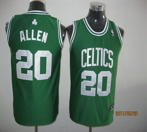 Celtics #20 Ray Allen Green Stitched Youth NBA Jersey