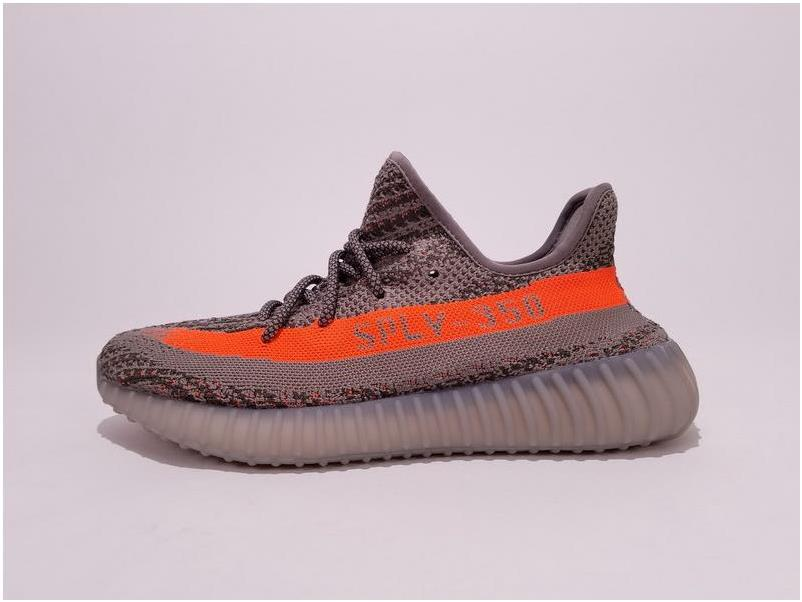 Adidas Yeezy 350 Boost V2 Beluga -Steel Grey/Beluga-Solar Red+Video