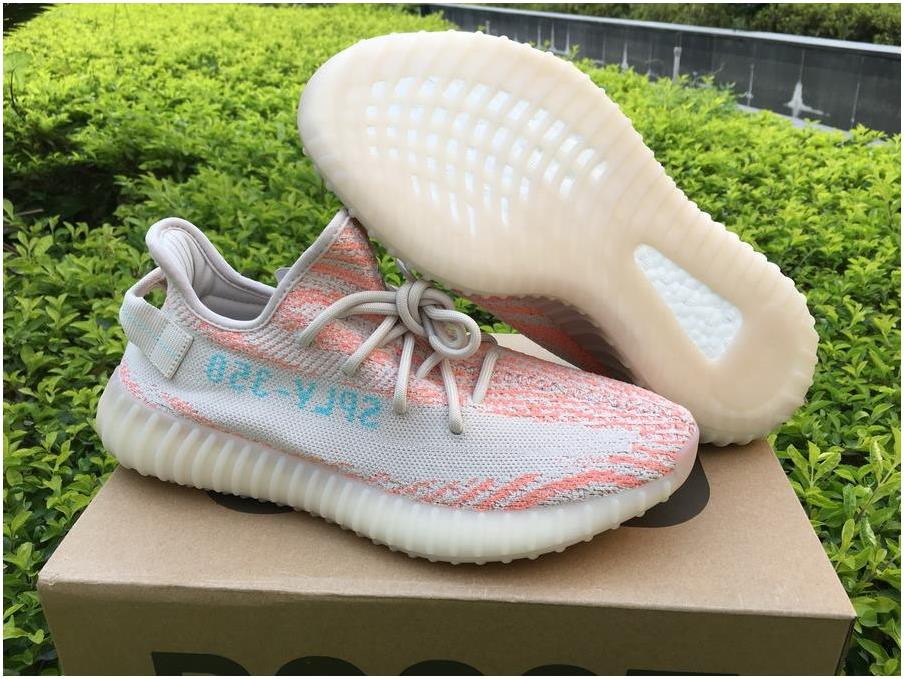 "Adidas Yeezy Boost 350 V2 ""Chalk Coral"" For Sale"