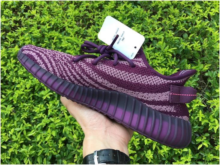 adidas Yeezy Boost 350 V2 Red Night/Chalk Purple-Chalk Pink For Sale