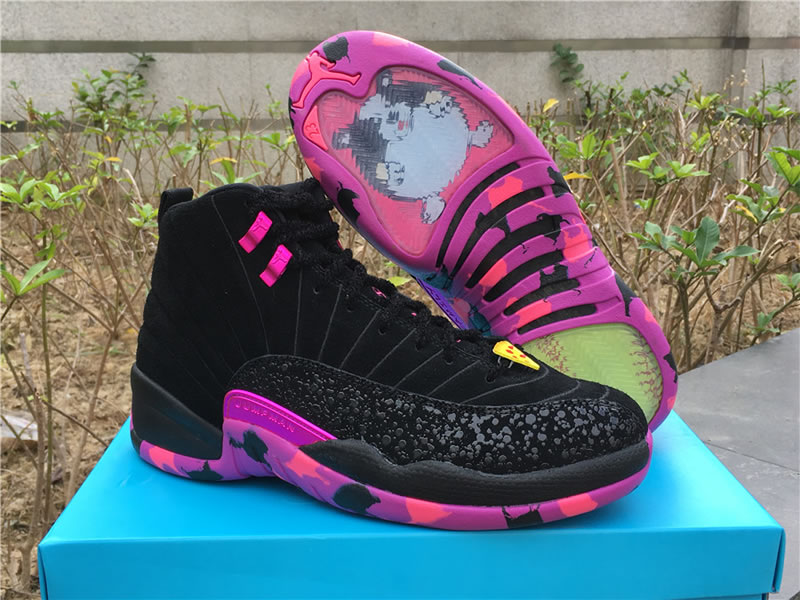 Air Jordan 12 Doernbecher D B AH6987-02323-1