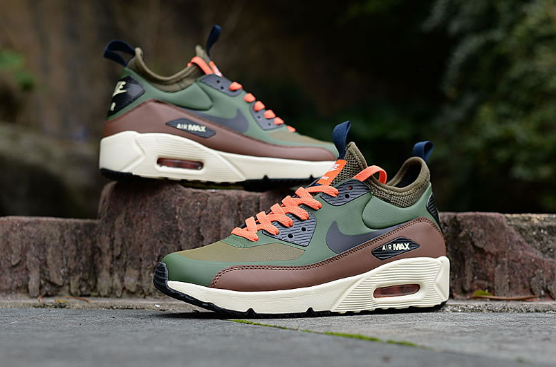 Nike Air Max 90 Ultra Mid Winter SE-6