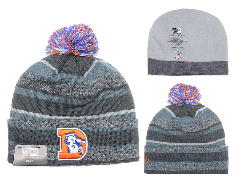 NFL Denver Broncos Stitched Knit Hats 023