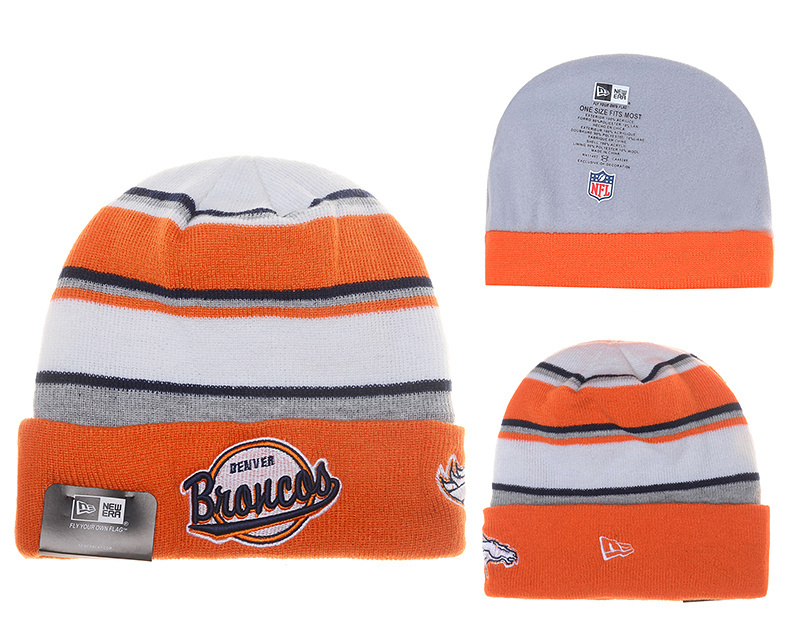 NFL Denver Broncos Stitched Knit Hats 025