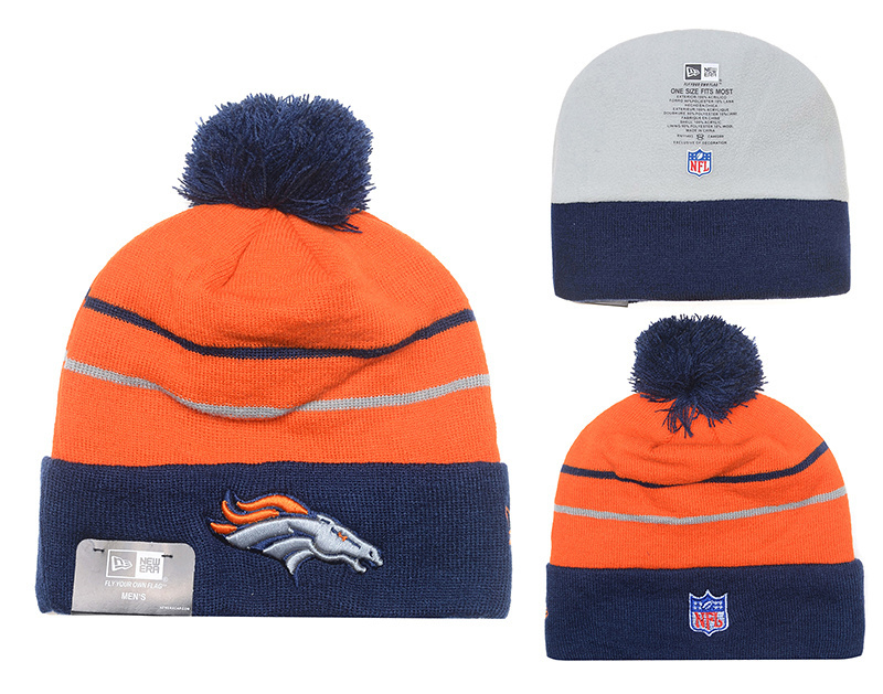 NFL Denver Broncos Stitched Knit Hats 027