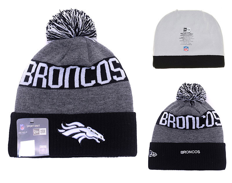 NFL Denver Broncos Stitched Knit Hats 031