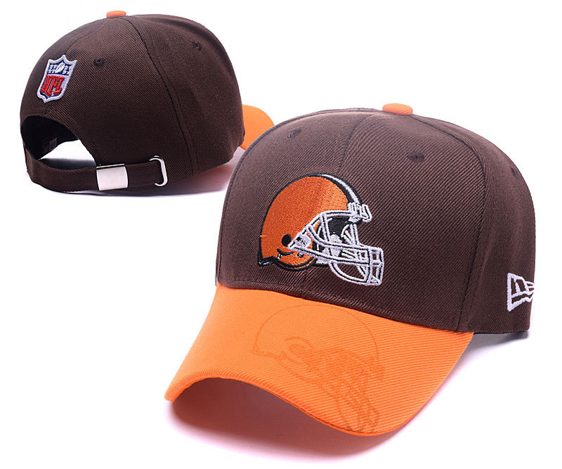 NFL Cleveland Browns Stitched Hats 007