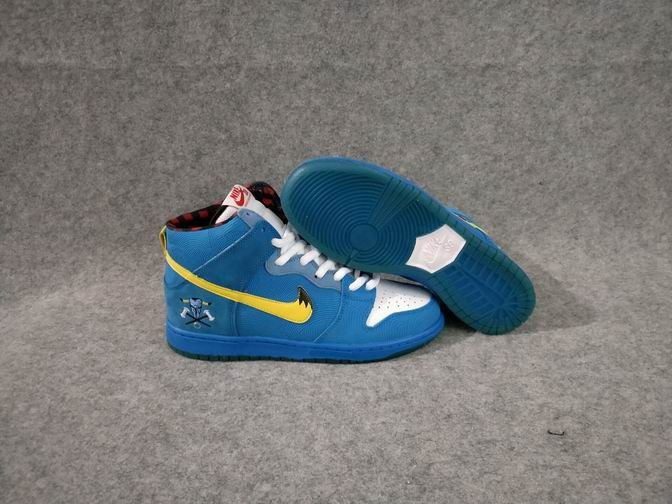 men high nike dunk shoes-029