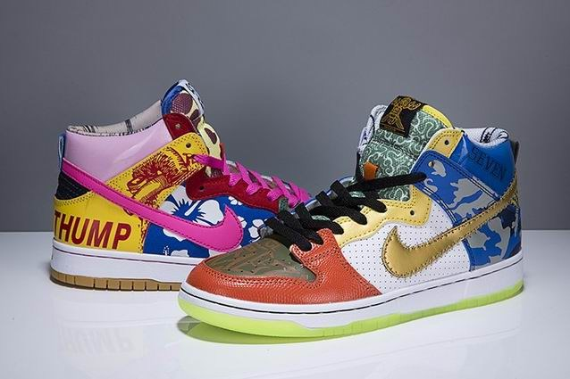 men high nike dunk shoes-026