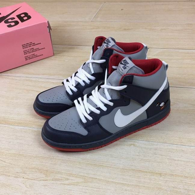 men high nike dunk shoes-010