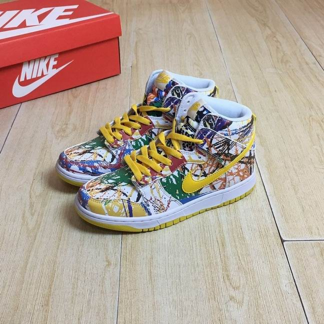 men high nike dunk shoes-015