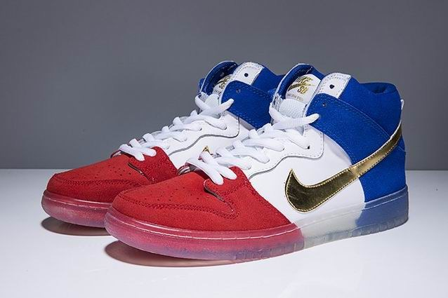 men high nike dunk shoes-025