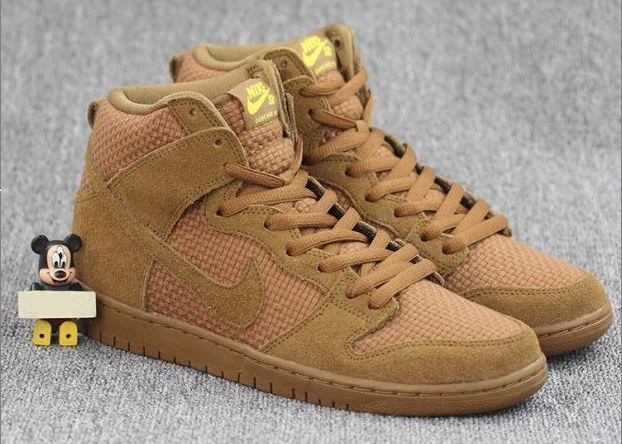 men high nike dunk shoes-034
