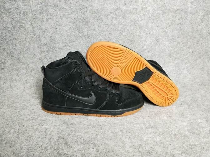 men high nike dunk shoes-035