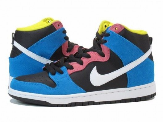 men high nike dunk shoes-003